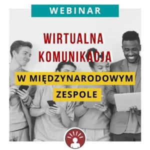webinar wirtualna komunikacja miedzynarodowy zespol