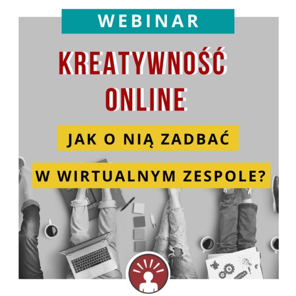 webinar etta kreatywnosc online Monika Chutnik