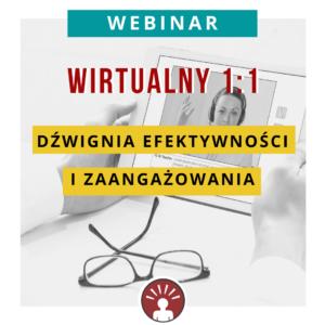 webinar wirtualny one to one monika chutnik