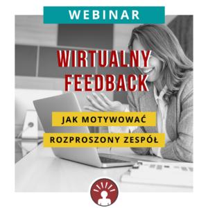 WEBINAR ETTA Wirtualny feedback jak motywowac rozproszony zespol